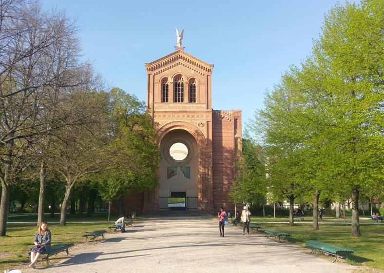 Luisenstadt - Michaelkirche